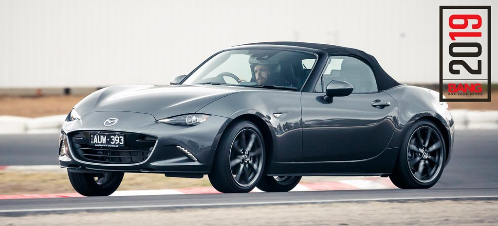 2019 Mazda MX-5 GT track review feature