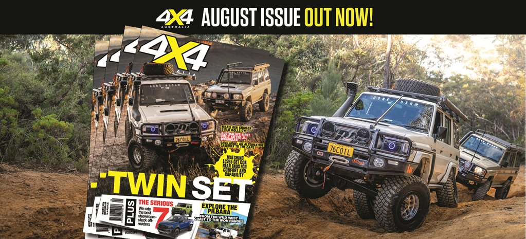 4X4 Australia August 2019 issue preview feature