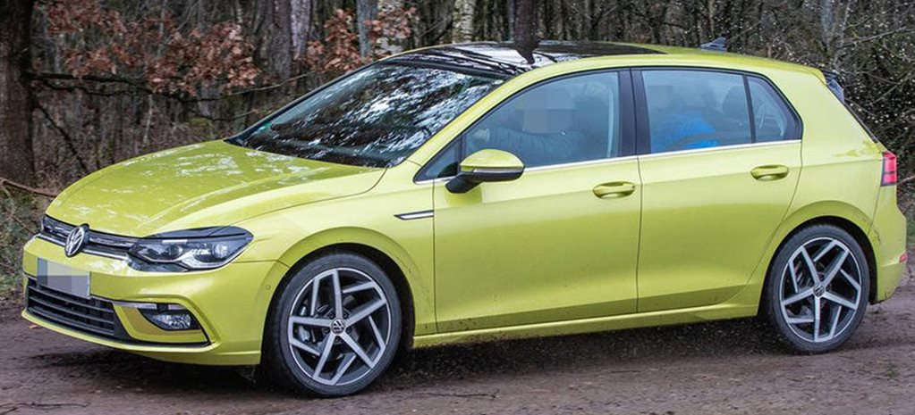 Could the next VW Golf R go five-cylinder?