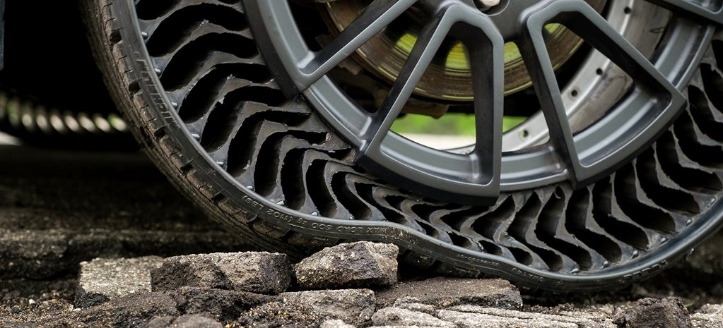 Is the airless tyre about to make a comeback?
