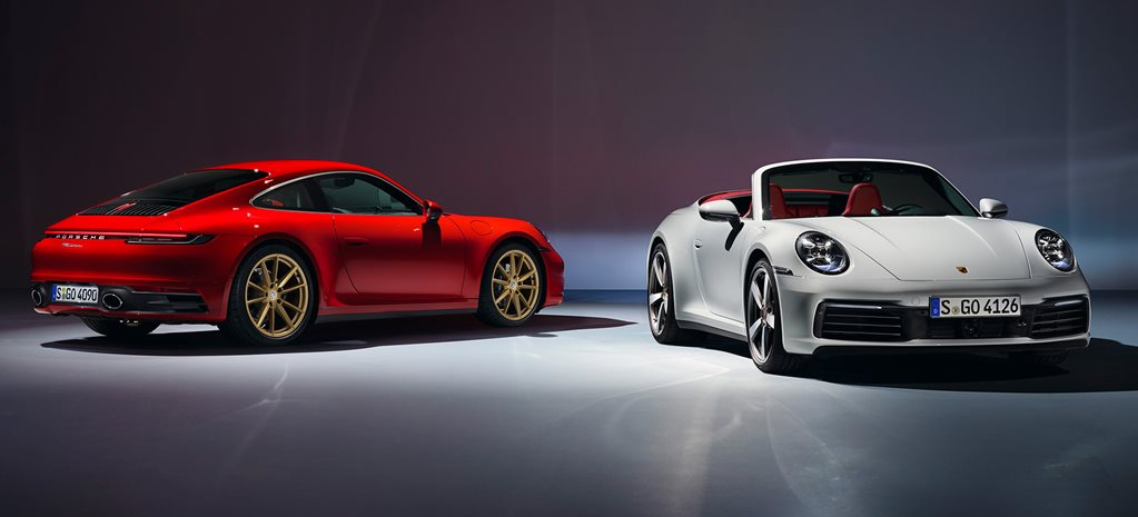 2020 Porsche 992 911 Carrera revealed