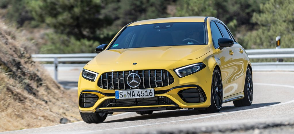 Mercedes-AMG A45 Review