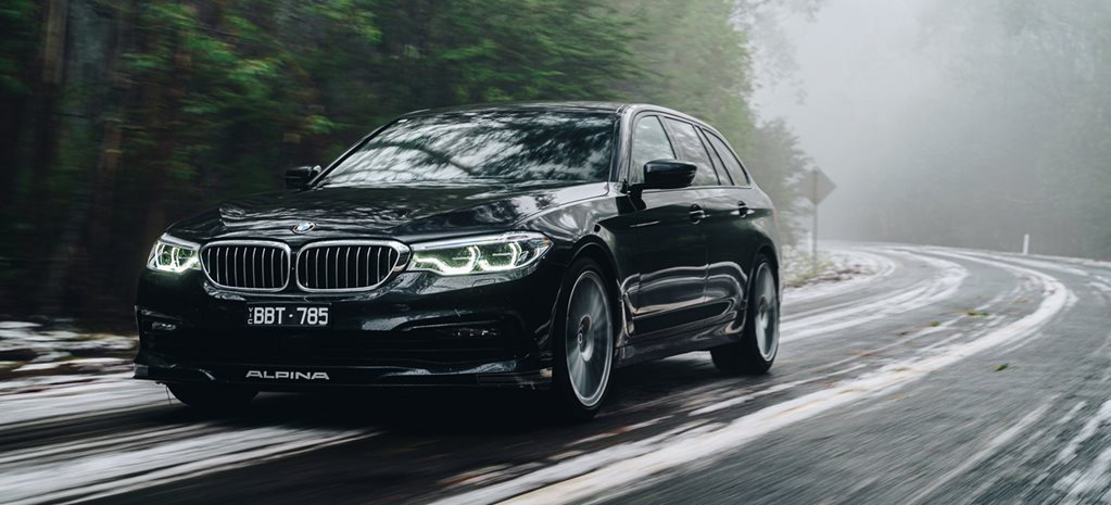 Alpina B5 Touring 2019 wagon review