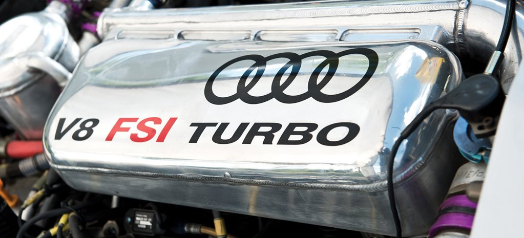 Great V8s: Audi's 3.6-litre twin-turbo endurance racing engine