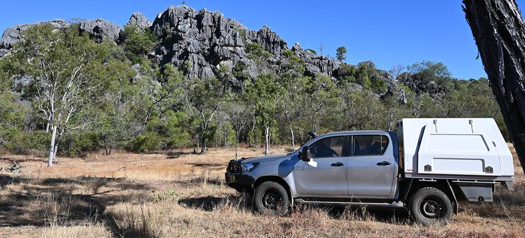 Chillagoe QLD 4x4 travel guide feature