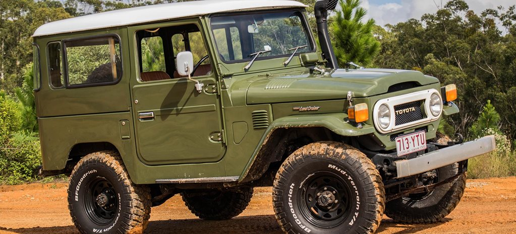 1976 Toyota Land Cruiser FJ40 long-term review: 4x4 Shed