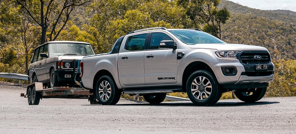Ford Ranger Toyota Hilux 2019 4x4 sales news