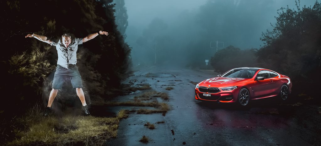 BMW M850i: Spiritual enlightener