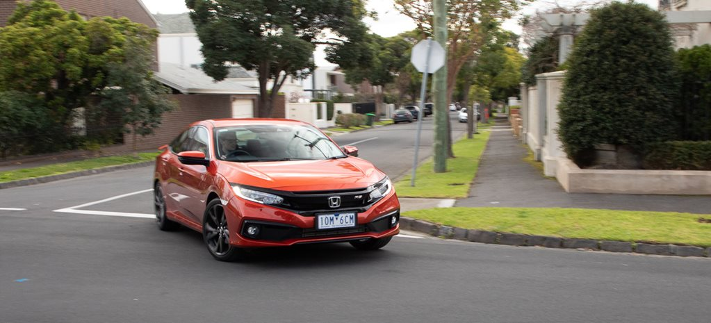 Honda Civic RS Sedan review
