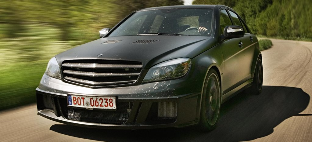 2008 Brabus Bullit review feature