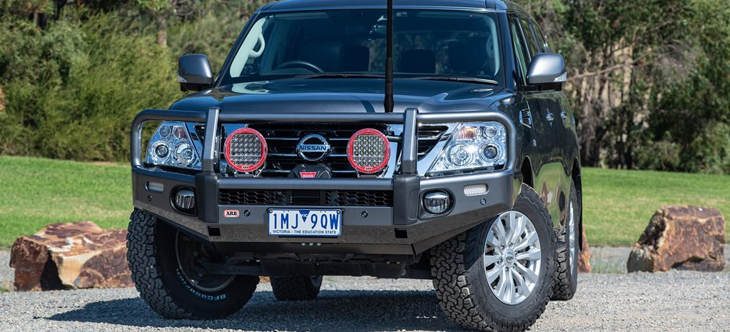 New 4x4 bullbars side steps August 2019 4x4 products feature