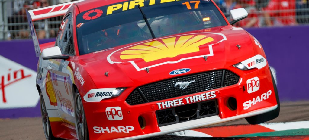 Ford Mustang Supercar US race news