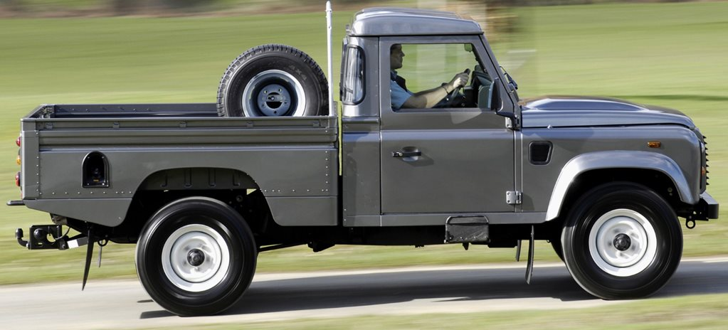 "Land Rover Defender ute ""being considered,"" could partner up"