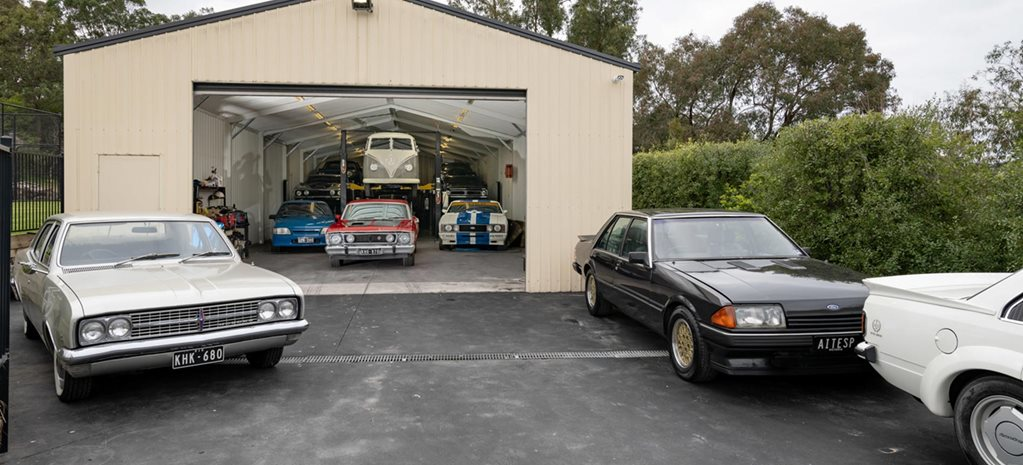 Melbourne house dream garage for sale news
