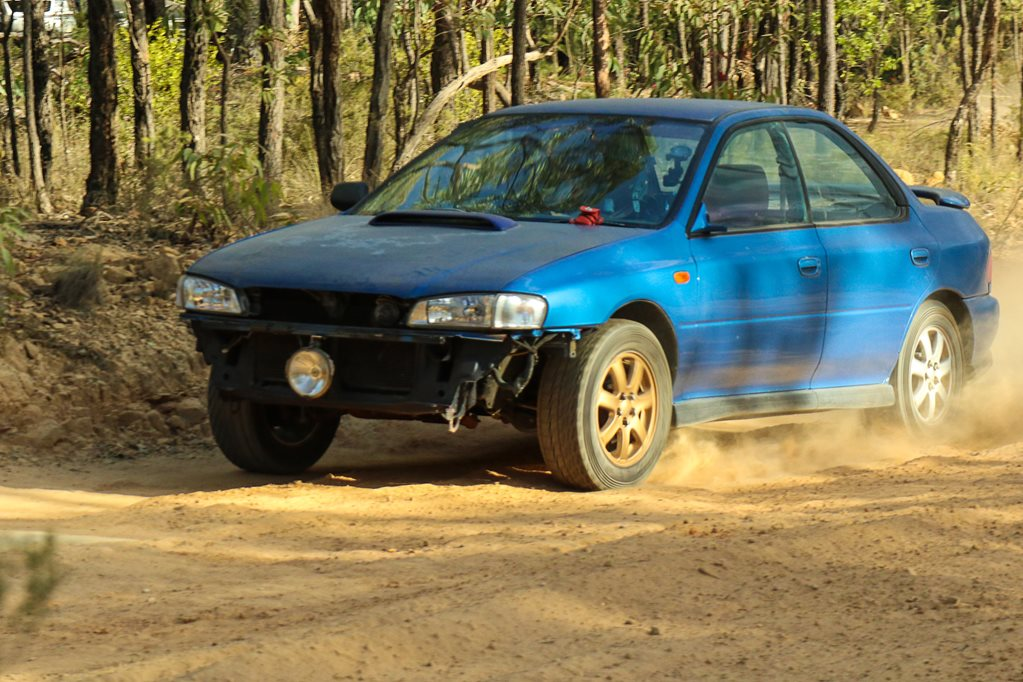 Cheap autocross WhichCar Subaru Impreza