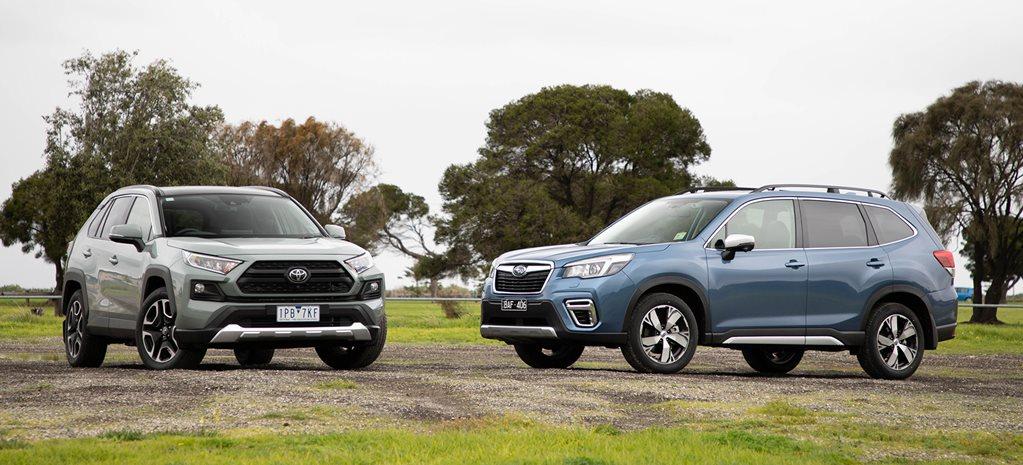 Subaru Vs Toyota Reliability