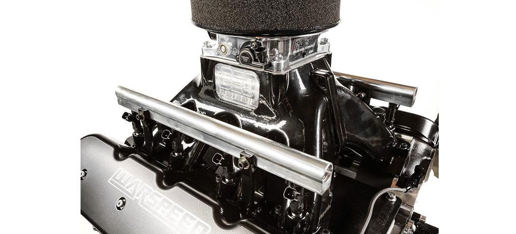 Warspeed 445ci LS Next engine - Mill of the Month