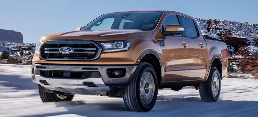Ford Ranger US sales struggling news