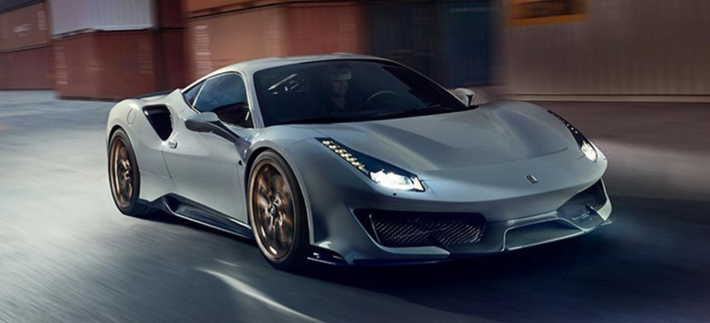Novitec Ferrari 488 Pista revealed news