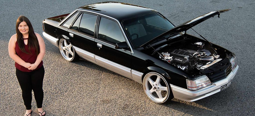LS-powered Holden VK Commodore