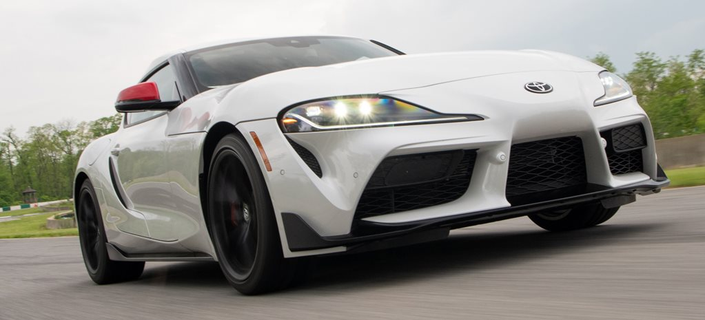 No manual but more power for Toyota Supra