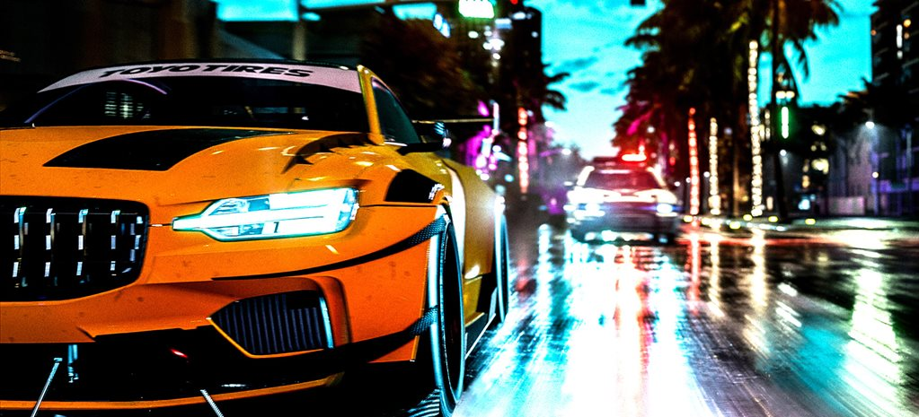 Need For Speed Heat teaser trailer has dorkiest hero car imaginable