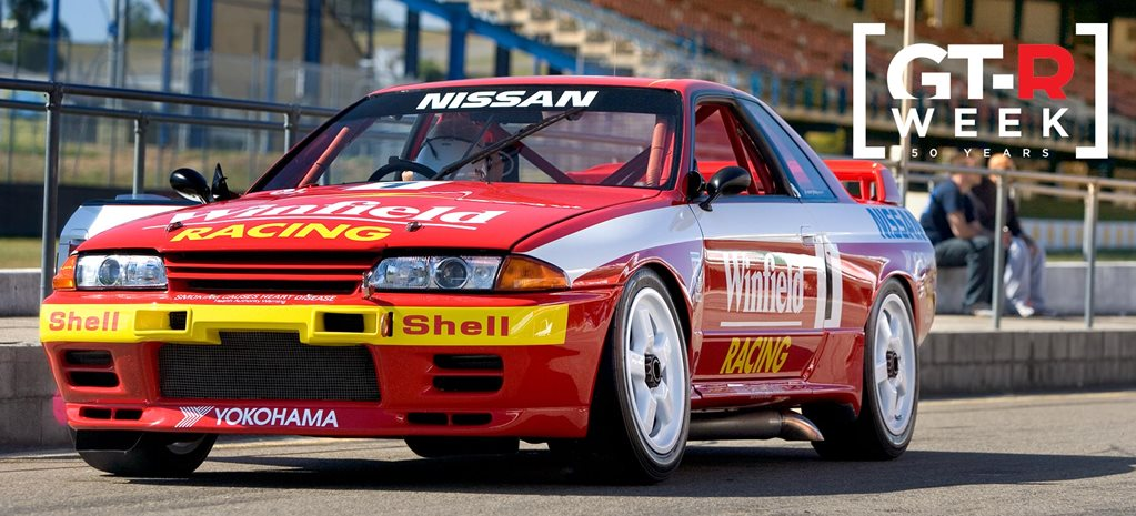 Fred Gibson Mark Skaife Paul Beranger Nissan R32 Skyline GT-R Group A feature