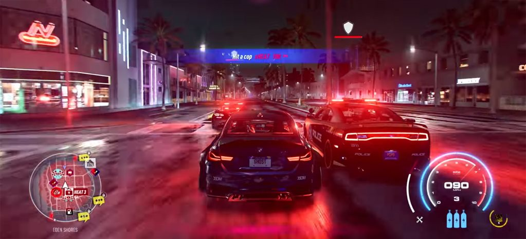 Need For Speed Heat – full car list revealed with 127 playable vehicles
