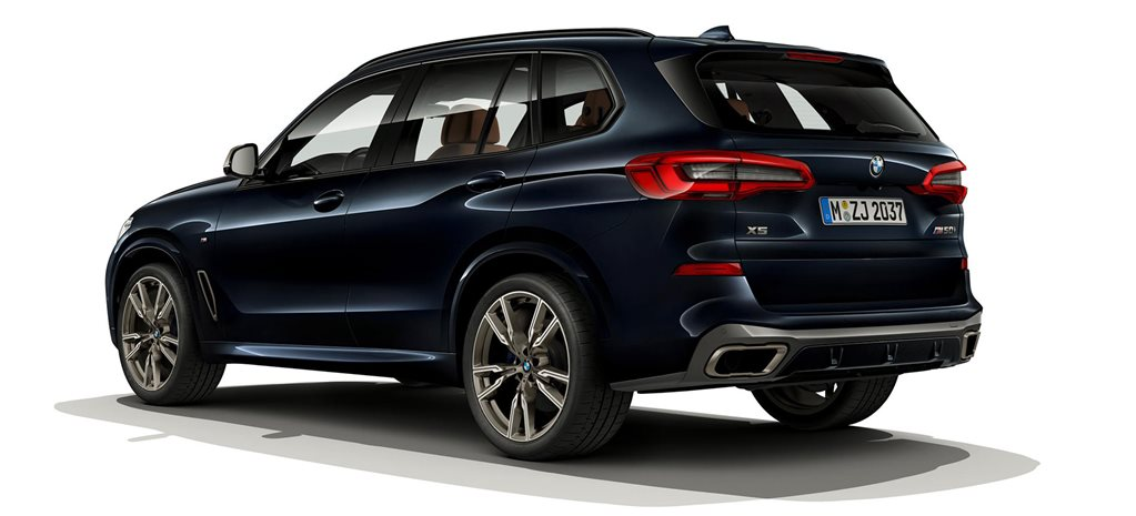 BMW boosts X5 and X7 towing capacity