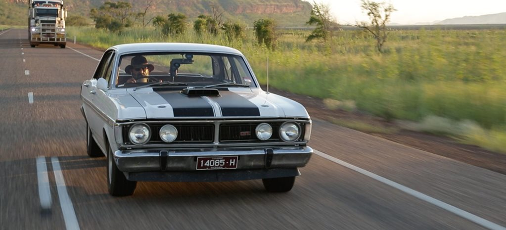 Ford Falcon XY GTHO Phase III Odyssey around Australia