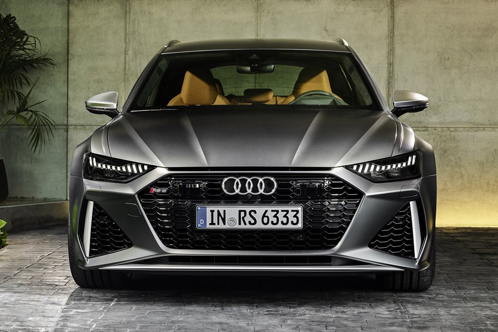 2020 Audi RS6 Avant is the dog hauler you've been looking for