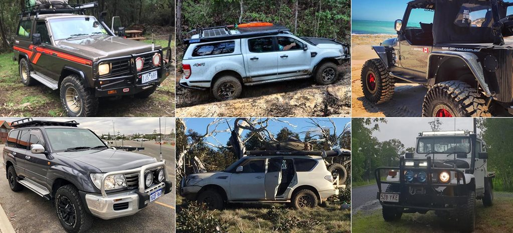 Readers 4x4s August 2019 feature