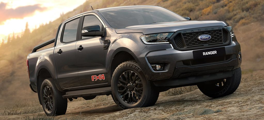 2020 Ford Ranger FX4 revealed news