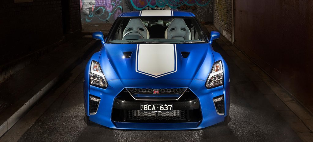 2020 Nissan GT-R performance review feature