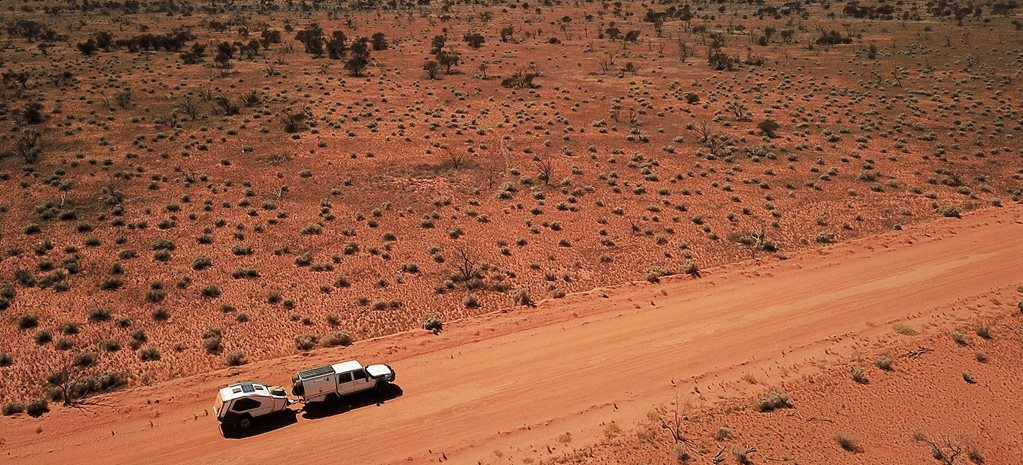 Properly prepare crossing Australian outback opinion
