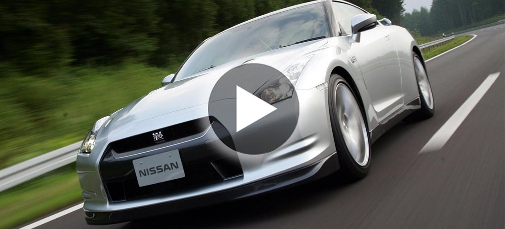 Five iconic Nissan GT-R videos feature
