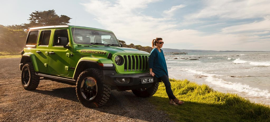 2019 Jeep JL Wrangler Rubicon long-term review 4x4 shed feature