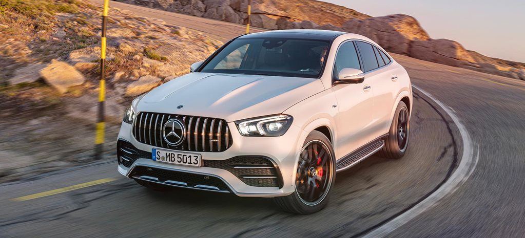 2020 Mercedes-AMG GLE53 revealed news
