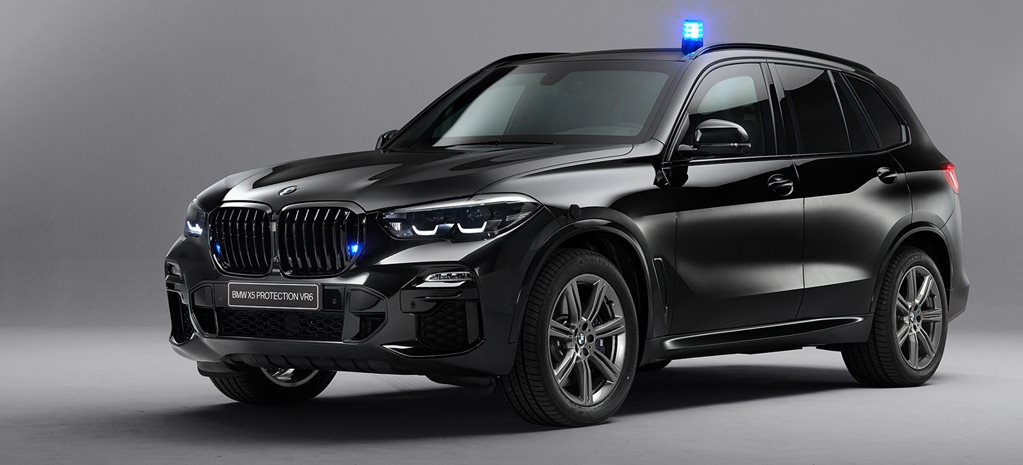 BMW's armoured X5 VR6 is the ultimate Toorak tank