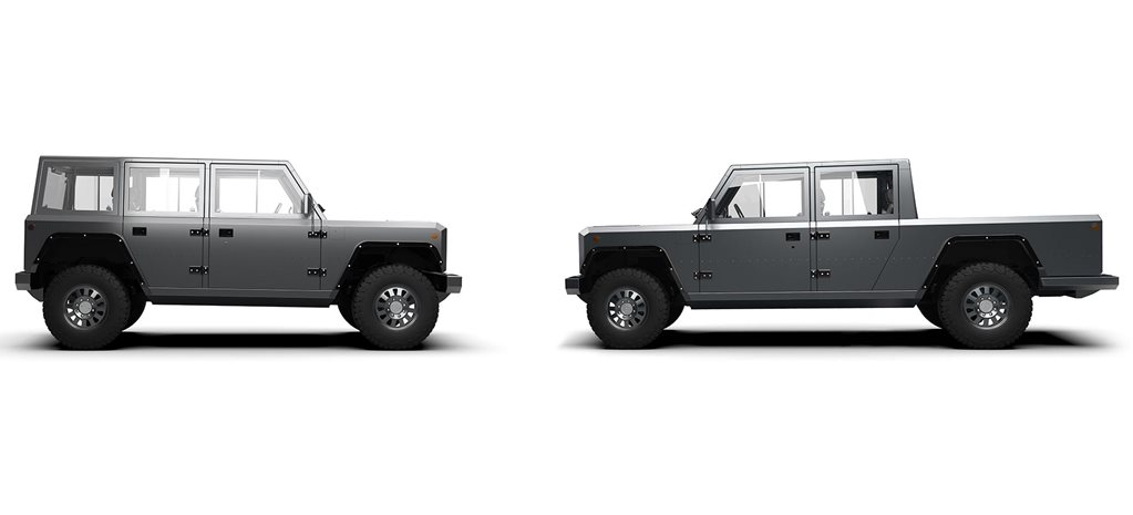 Bollinger B1 B2 electric trucks September 26 reveal news
