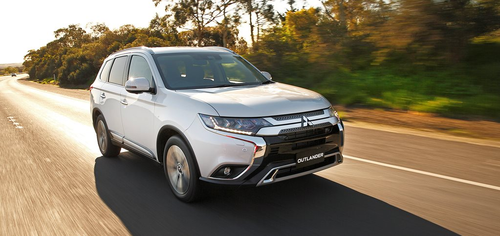 Mitsubishi Outlander 2020 pricing and features