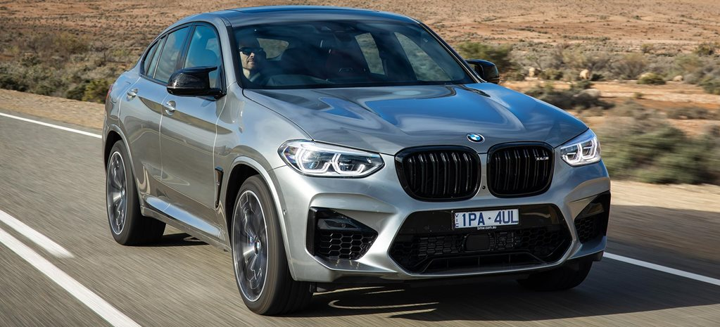 2019 BMW X4 M Competition performance review feature