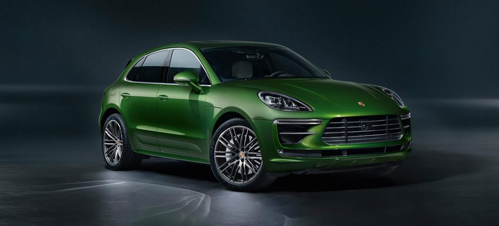 2020 Porsche Macan Turbo revealed feature