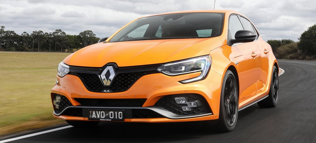 2019 Renault Megane RS280 Cup EDC performance review feature