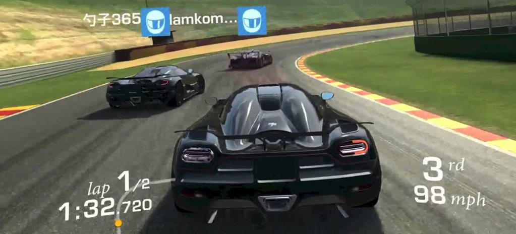 The best car games for your phone