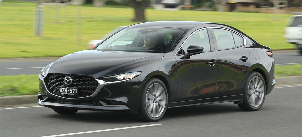 Mazda 3 G25 GT sedan 2019 review