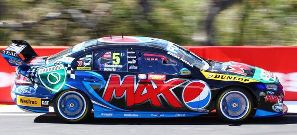 2013 Bathurst-winning Ford Falcon V8 Supercar for sale news