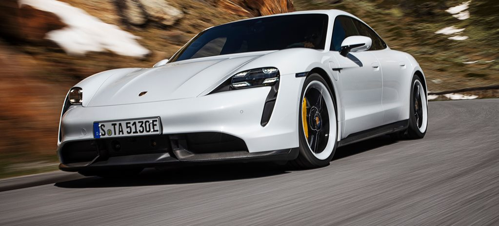 Porsche Taycan revealed: forget what you thought about EVs