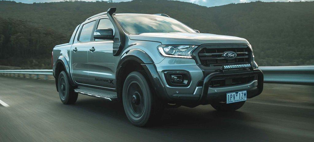 2019 Ford Ranger Wildtrak X Released