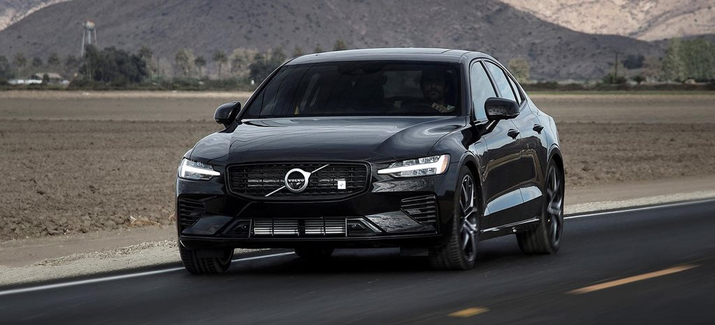 2019 Volvo S60 T8 Polestar performance review feature